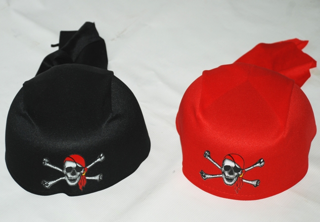 Бандана пирата своими руками 75