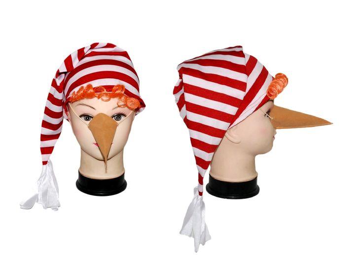 Как сделать шапку буратино своими руками 159